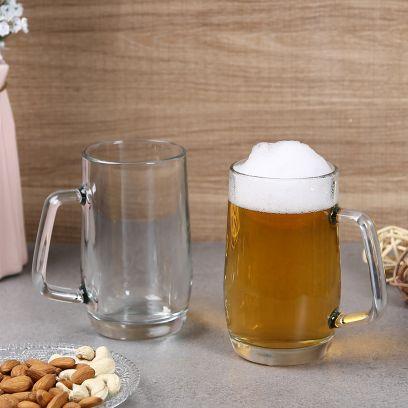 400 Ml Prince Beer Mug - Set of 2