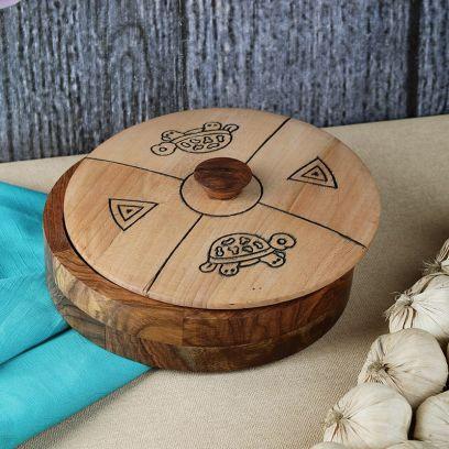 Wooden Casserole Online