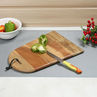 Natural Brown Mango Wood Chopping Board