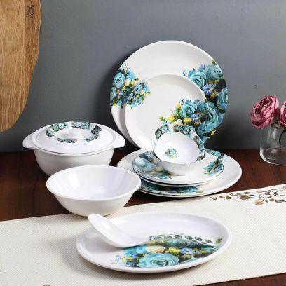 ceramic dinner set online at low price
