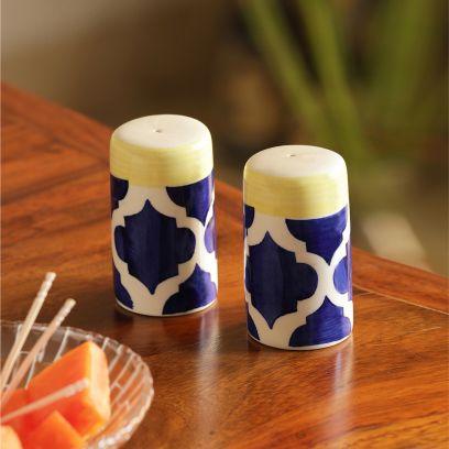 ceramic salt and pepper shakers set online in bangalore, mumbai