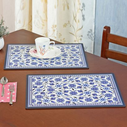 Iznik MDF Table Mats - Set of 6