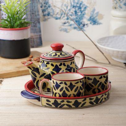Buy Ceramic Teapot Online in Bangalore, Mumbai