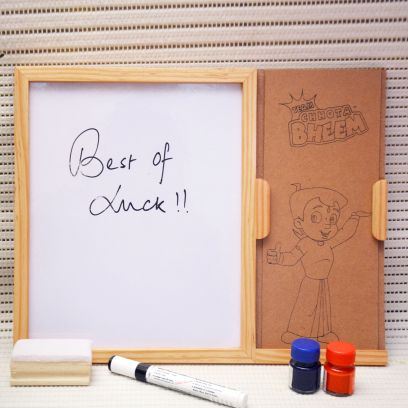 Kids Decor Items Online | Chhota Bheem Kids Writing Board at Low Price
