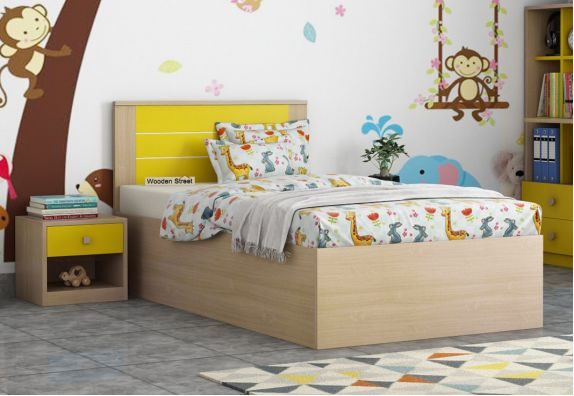 Buy Single Bed for Kids Online in India