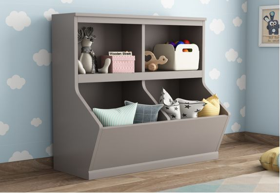 Toy Storage Furniture: Buy Online in India from WoodenStreet