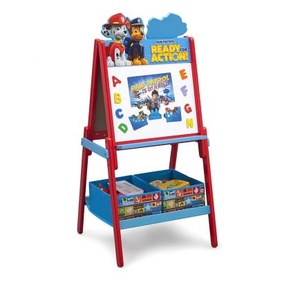 Paw Patrol Easel Activity Table With Storage