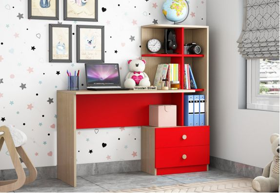 Latest 50 Kids Study Table Designs Online In India Wooden Street
