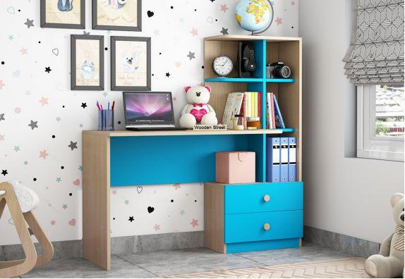 Candyland Kids Study Table (Celestial Blue)