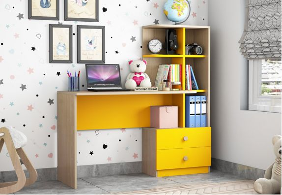 Kids Study Tables Wooden Study Table For Kids Upto 55 Off