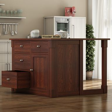 small kitchen island table online india