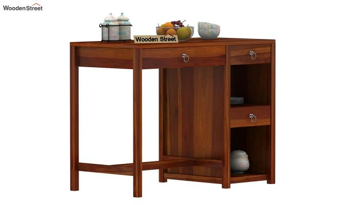 Buy Renart Kitchen Island Online In India Wooden Street