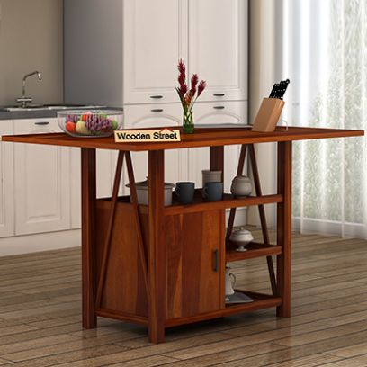 solid wood kitchen island price