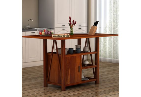 solid wood kitchen island price