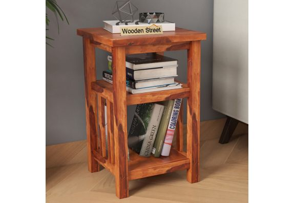Shop Online Solid Wood Magazine Stand for Home