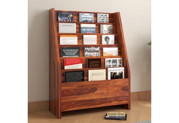 Buy Online Magazine Stand from WoodenStreet