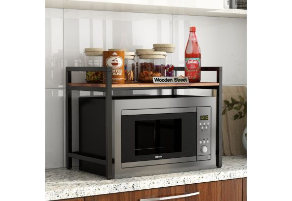 Microwave stand For kitchen online @ Wooden Street