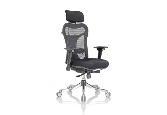 Shop Featherlite Optima High Back Mesh Chair at 55% OFF