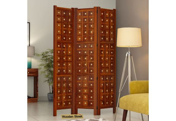 Living Room Dividers Designs - Wooden Room Partitions Online