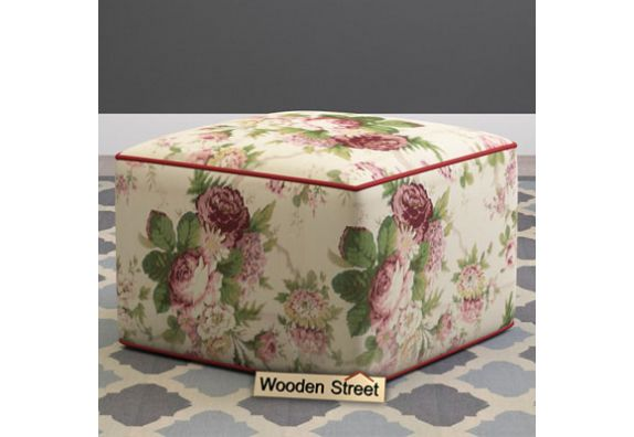 storage ottomans india, poufs online