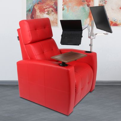 Manual Single Seater Recliner, Recliners online, Recliner in India