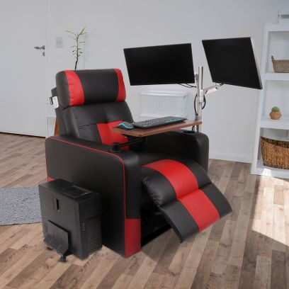 GenX Console Work From Home Recliner Sofa & Chair, Recliner online
