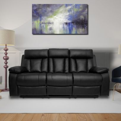 GenX Console Work From Home Recliner