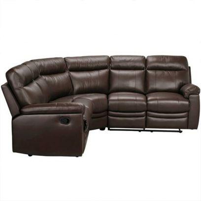 Buy 5 Seater U Shape Leather Sofa in Bangalore