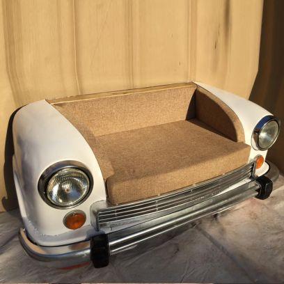 Time Trove Ambassador Car Booth Seat