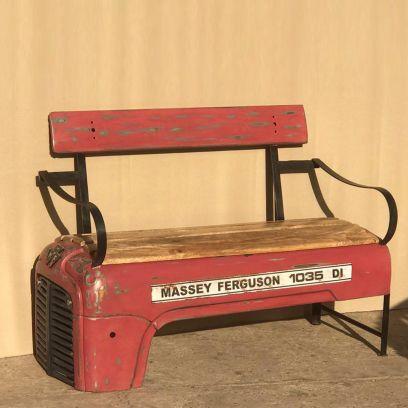 Timehop Treasure Tractor Seat