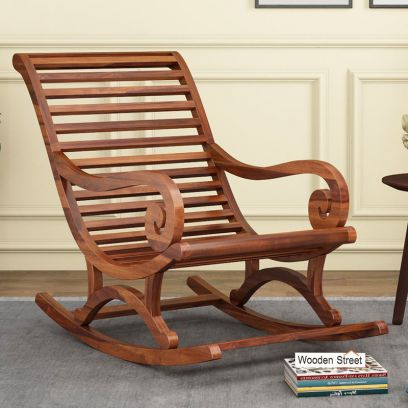 Wooden Rocking Chair Online India