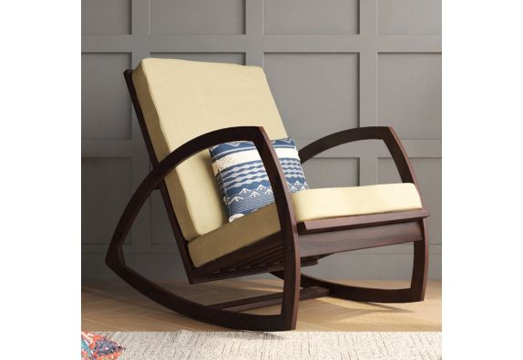buy wooden rocking chairs online india