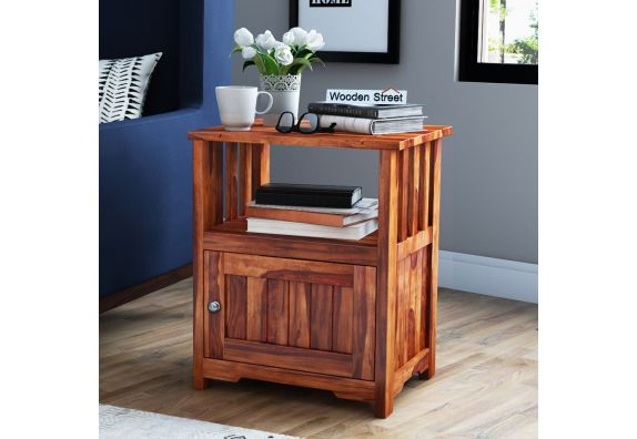 Wooden Side End Table Online in India