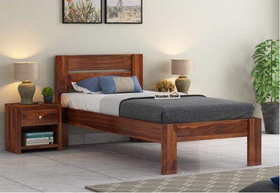 Denzel Single Bed, Cot, Cots Online, Bed, Beds Online
