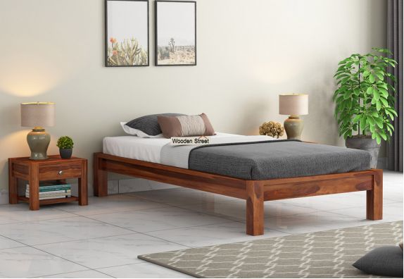 low floor single beds at cheap price