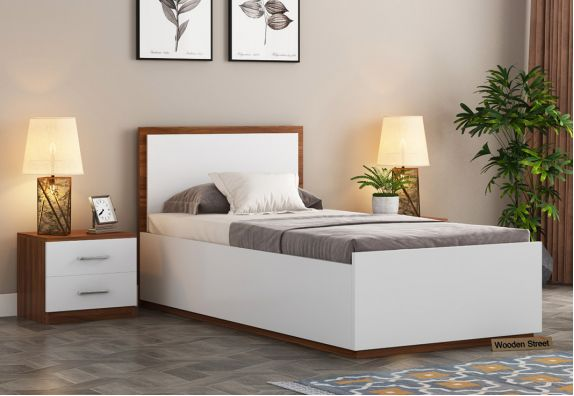 Single Bed Online from WoodenStreet, single beds at best prices