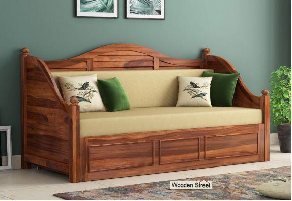 Wooden Sofa-Cum-Bed in Mumbai Delhi India
