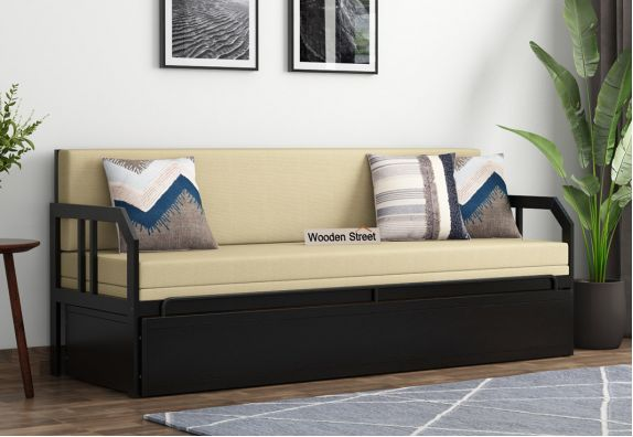 Metal Sofa Cum Beds - Wooden Street