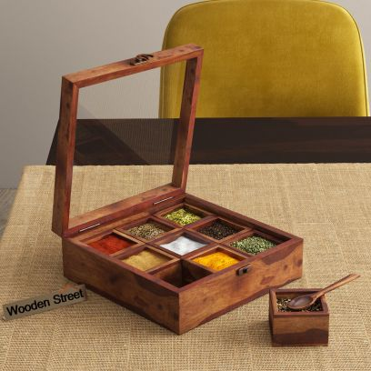 buy wooden masala box online india low price