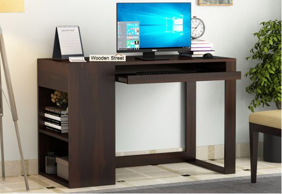 Solid wood Study Table in India
