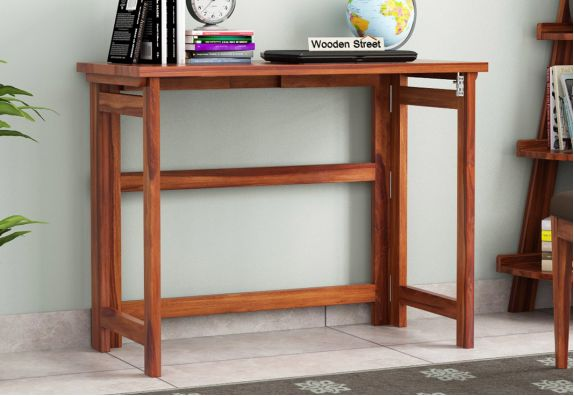 Calvin Study Table (Honey Finish)