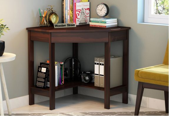 Buy Wooden Study desks in India For sale