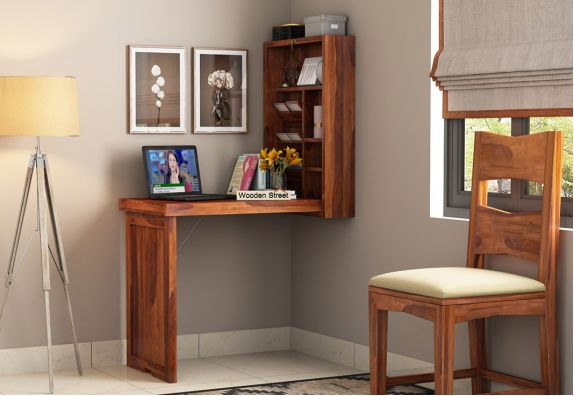 office furniture online india : Wooden Folding study table in Chennai