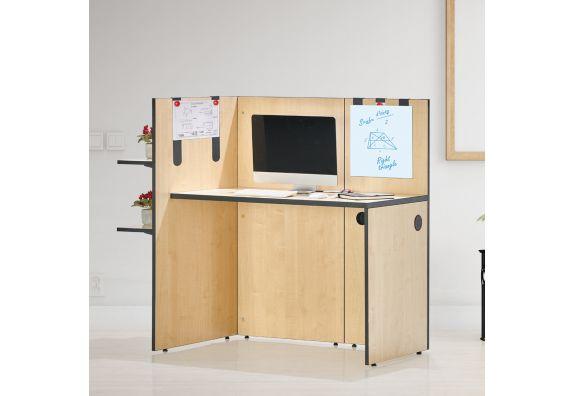 Featherlite Workhub Computer Table