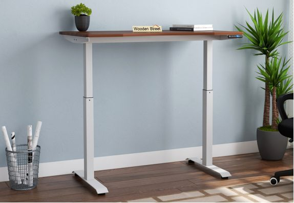 Working Tables: Remo Electric Study Table