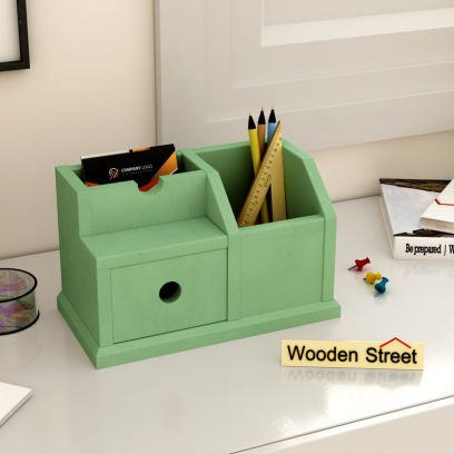 Lee Table Organizer (Green)