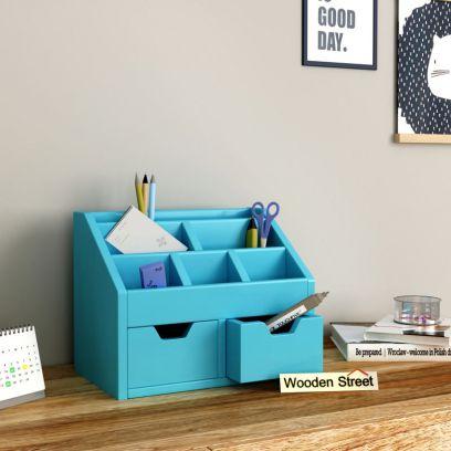 Colt Table Organiser (Blue)