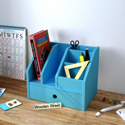 Tokay Table Organizer (Blue)