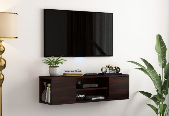 Buy Wall Mounted TV Unit Online at affordable Price in India