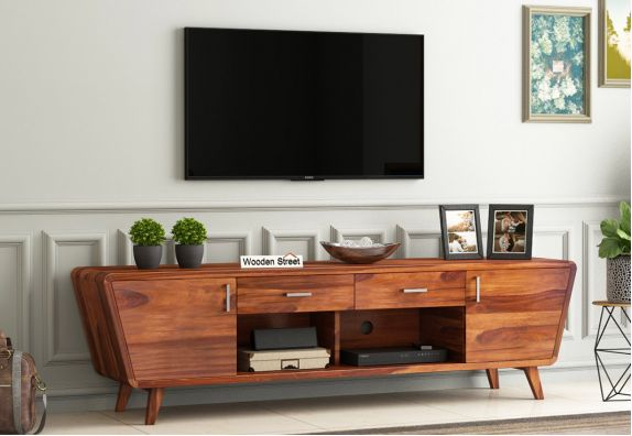 Buy Online TV Console in India from WoodenStreet
